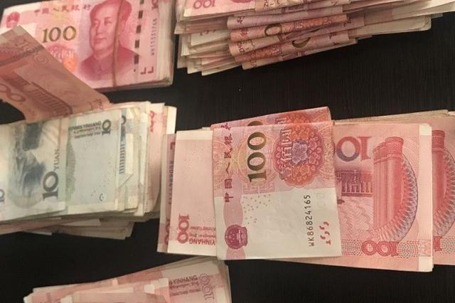 """桂林村民""""找关系""""办证照搞旅游被骗 民警追回钱款"""