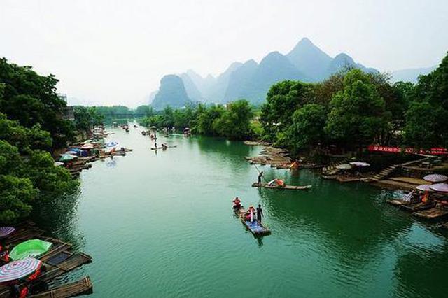 文旅部公布新一批国家级旅游度假区 阳朔遇龙河上榜