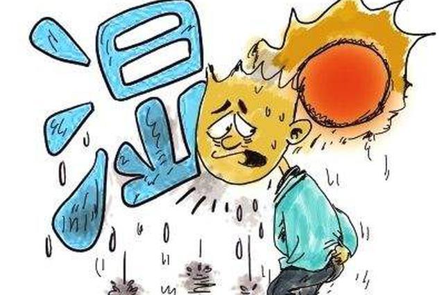 广西热意将慢慢回归 湿热将成为5月下旬天气主旋律