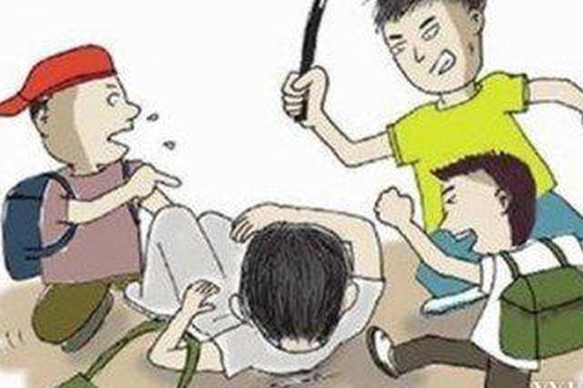 南宁一汽修店闯进持械男子围殴老板夫妇 造成4人受伤