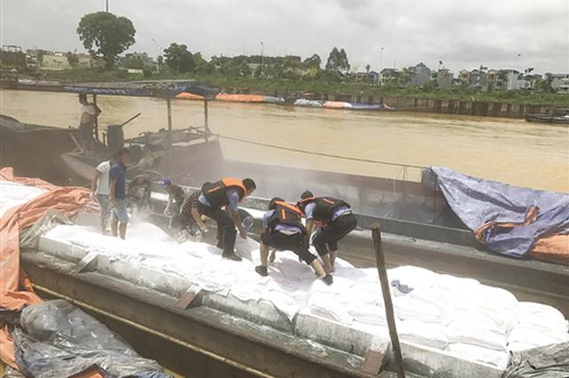 广西多地普降暴雨!桂林东兴等地受灾 展开紧急救援