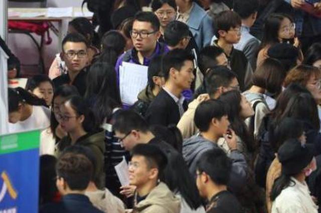 就业蓝皮书:近三分之一2018届大学毕业生学非所用