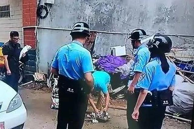 贵港50多名干警兵分六路突击执行 谁还敢欠钱不还