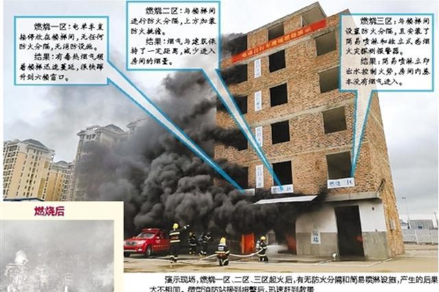 电单车在楼道内起火到底有多可怕?消防实验告诉你