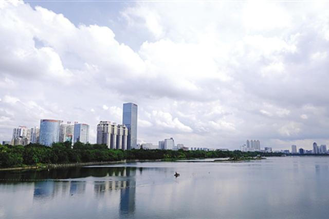 南宁5月空气质量相对较好 全国排名第15位