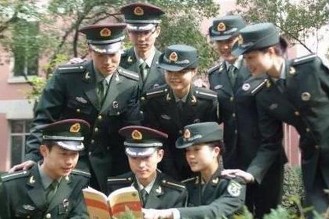 注意啦!13所军队院校将在广西招收175名高中毕业生