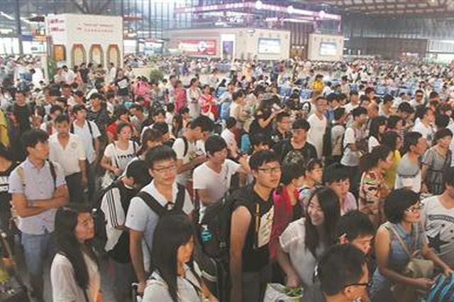 铁路暑运7月1日开始 6月下旬开始将现学生出行高峰