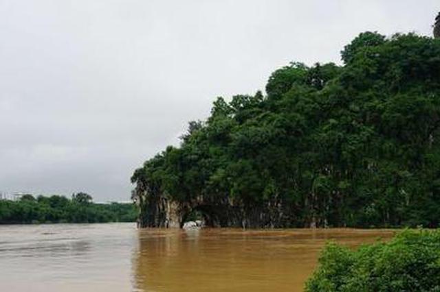 洛清江支流现超警洪水 未来24小时这些河段继续上涨