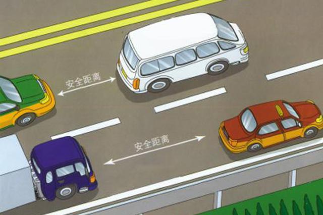 大单!南宁交警十项措施严查 提醒司机车手安全行车