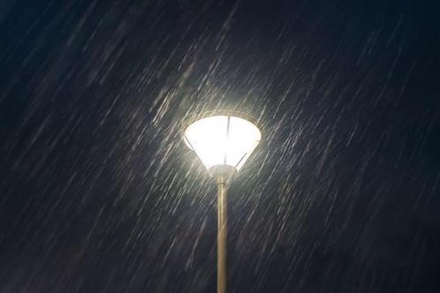 注意!今晚南宁市或有暴雨 这些地方或出现大暴雨
