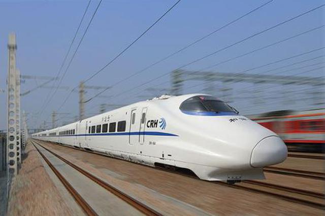 """""""两广""""间动车再提速 每天约230列实现公交化开行"""