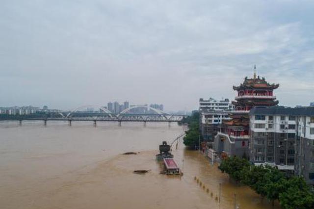 新一轮强降雨袭桂北 桂林永福县2万多人受灾