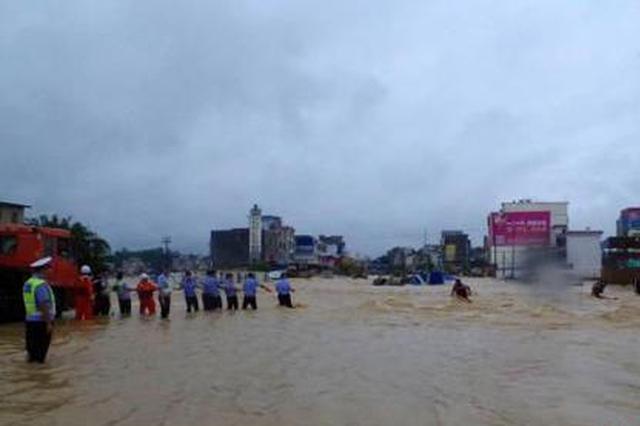洪水中的温情时刻 广西抗洪救灾中的三个暖心小故事