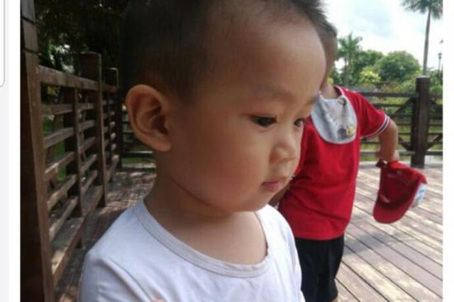 广西容县一3岁男童玩捉迷藏时失联 警方已介入