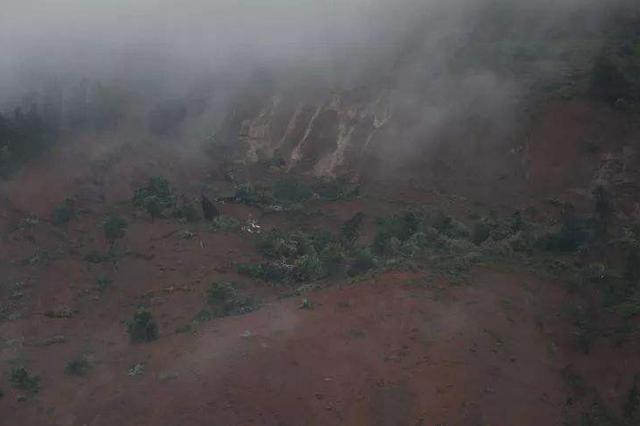 水城山体滑坡灾害搜救结束 42人遇难9人失联