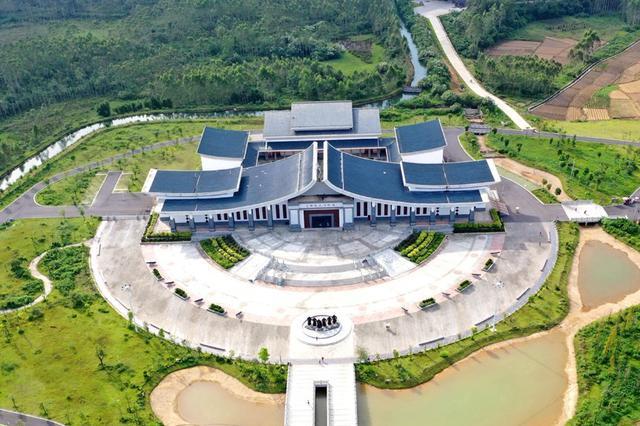 桂平市金田镇是淮山之乡 是太平天国起义的地方