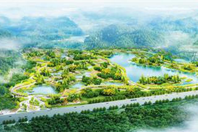 南宁大王滩国家湿地公园相关规划相继获市政府批复
