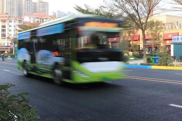贵港将开通城区至覃塘公交线路 至奇石公交也定啦