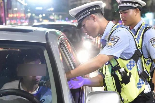 5986起 38人死亡!南宁交警发布1-8月酒驾醉驾报告