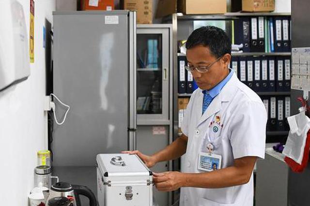 从广西大山到伶仃洋畔——坚守海岛32年的医生王桂湘