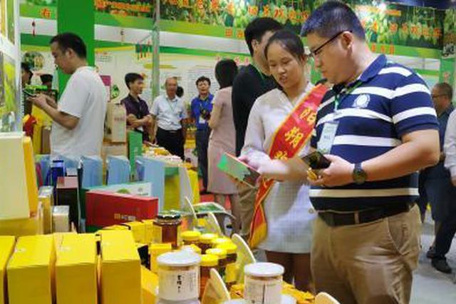 对接大湾区市场 逾3000种广西农产品亮相广州