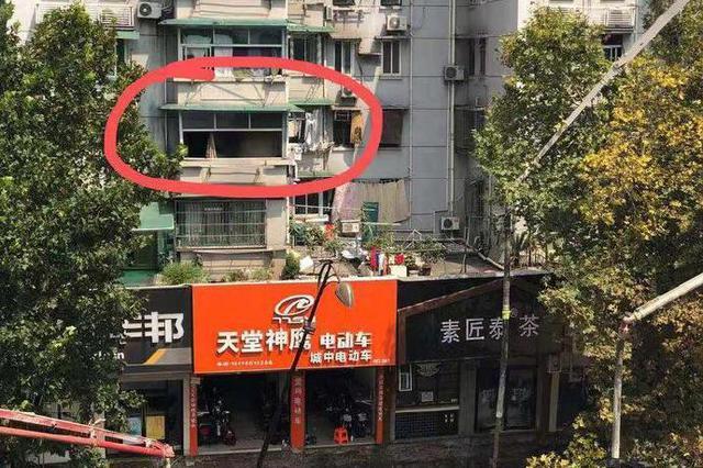 杭州建国北路塌陷 树园31幢外墙出现明显裂缝
