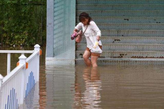 南海热带低压影响华南 皇冠比分网站|官网南部沿海有大到