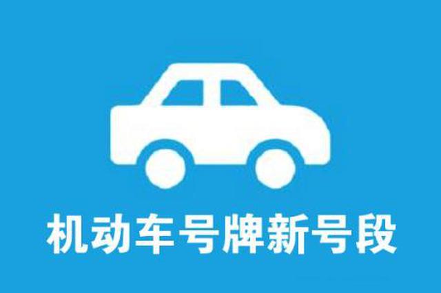 @南宁车主,小型汽车新号牌号段投放 共96000个号牌