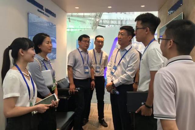中国电信助力广西建院举办新一届东盟职业教育展览会