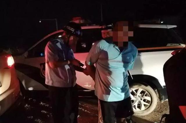 阻碍施工数月!广西象州20名涉恶嫌疑人被抓