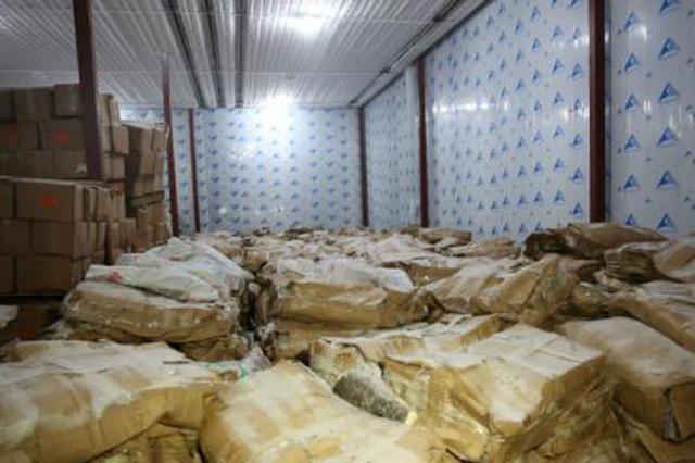 大单!南宁海关破获重大海产品走私案 案值约1亿元