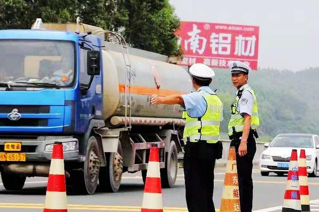 快看这32个事故多发点段 柳州交警提醒您安全出行