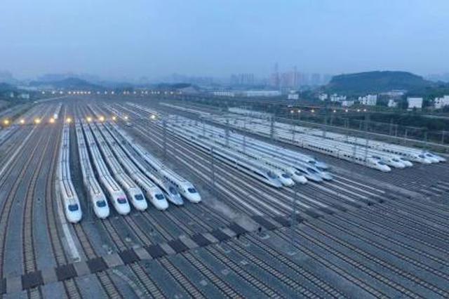 單日客流創新高 寧鐵國慶期間發送旅客473.6萬人次
