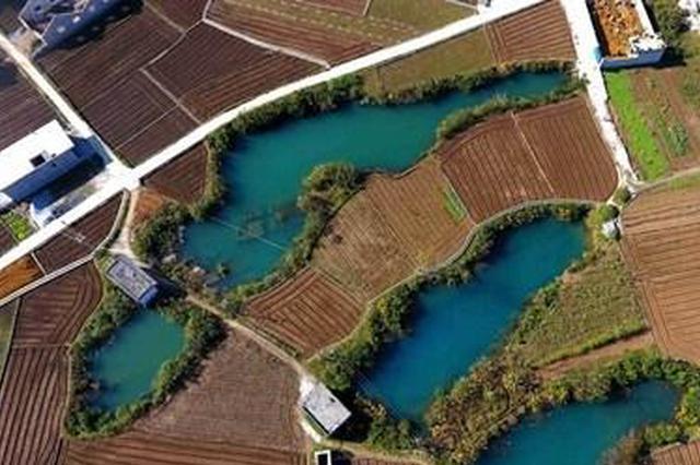 中国正式命名5处国家地质公园 广西有两处