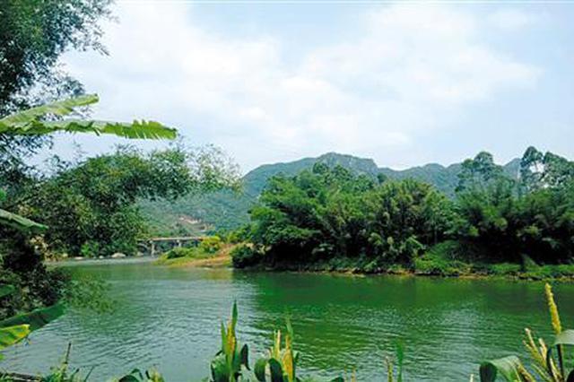 南宁市提前三个月完成县级饮用水水源地整治
