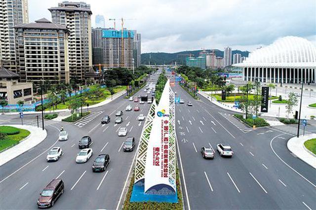 中国(广西)自贸试验区南宁片区首月运行良好