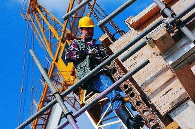 广西实施新办法:建筑工人刷脸上班 工资发到银行卡