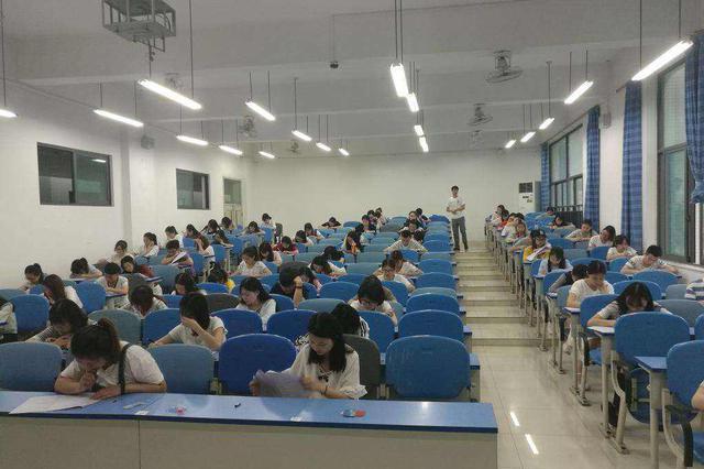 今年广西共有55608人 报名高等教育自学考试