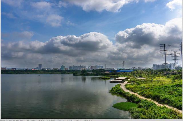 3万吨/天!西明江污水处理厂顺利实现通水试运行