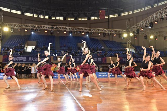 钦州首办国际性体育舞蹈赛事
