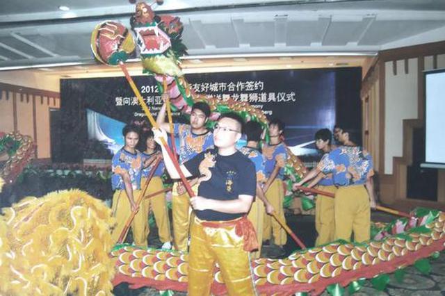 南宁民俗瑰宝《邕州狮舞》列入市级非遗项目名录