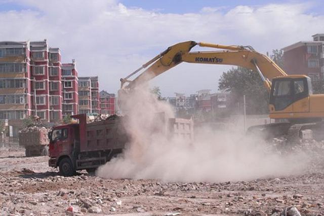 扬尘防控不当 南宁10多家混凝土企业被约谈