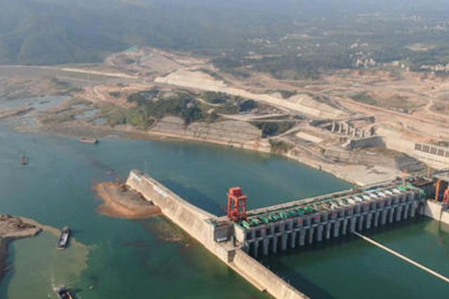 广西推进水利项目建设 大藤峡水利枢纽明年通航发电
