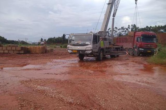污染高值期 南宁全面停止建筑拆迁施工和土方作业