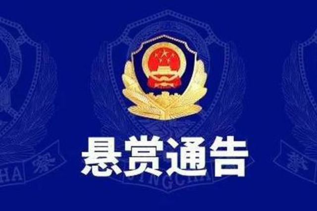 1人3万 2人6万!广西浦北警方悬赏这2人 看到请举报
