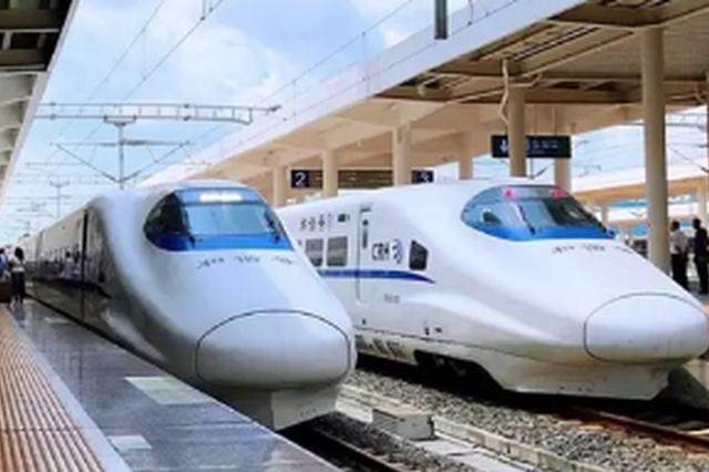 宁铁春运预计发客1480万人次 南广线首开夜间动车