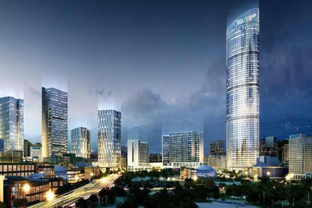 南宁再添一座超高层建筑!又有一批重大项目开竣工