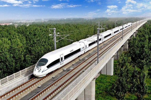 贵南高铁2023年将通车 未来南宁至贵阳仅2小时