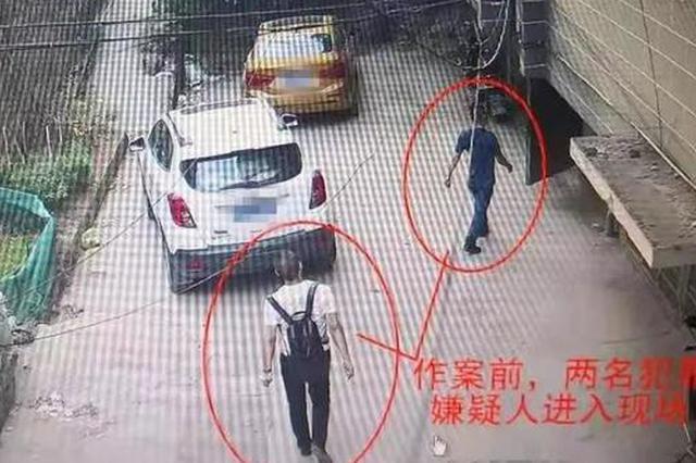 """曝光!桂林两名男子光天化日竟干这种""""肮脏事"""""""