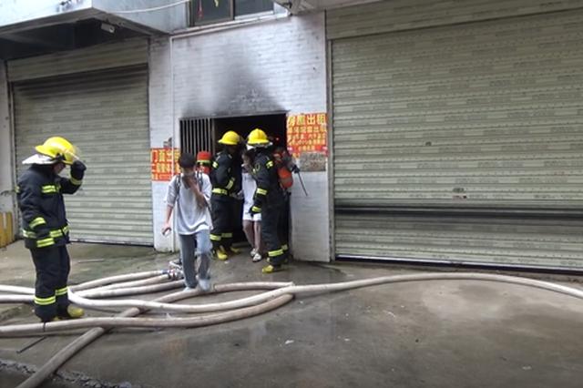 广西师大漓江学院附近民房失火致死伤案 3人被追刑责